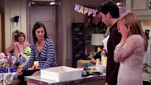 the one with the late thanksgiving summary friends season 10
