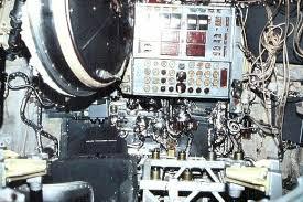 Lunar Module Interior Soyuz 7k Lok