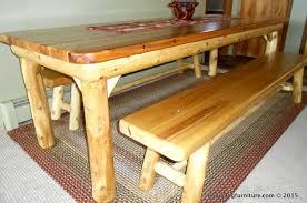 rustic log dining room tables rustic log kitchen tables coma frique studio 52619bd1776b