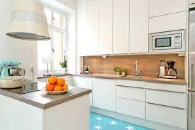 cuisine blanc laqu plan travail bois cuisine blanche plan de travail bois id es la cat cuisine plan
