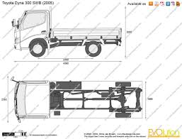 toyota dyna toyota dyna truck dimensions 7 camper convesion pinterest