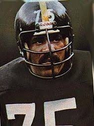 The Steel Curtain Defense Defensive Tackle 1969 81 Elected 1987 Leader Of The U201csteel