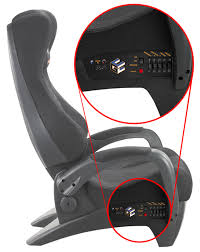 Video Game Chairs With Speakers Rc5 Professional Gaming Chair Home Chair Decoration