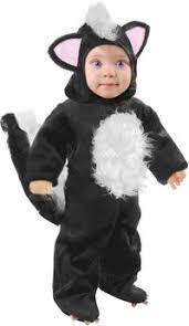 Baby Skunk Costume Halloween Baby Lil U0027 Skunk Costume Infant Unisex Size 12 18month