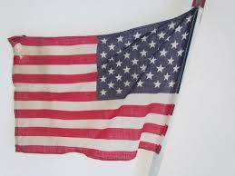 Flag Measurements Parade Cane Art Antiques Michigan