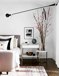 Sconces For Bedroom Swing Arm Sconce Roundup Emily Henderson