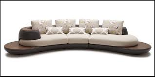 Fabric Sectional Sofas With Chaise Beige And Brown Leather Fabric Sectional Sofa With Chaise 2018