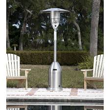 87 Patio Heater by Fire Sense Hammered Bronze Patio Heater Hayneedle