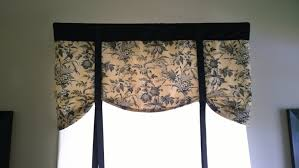 Tie Up Curtains Tie Up Window Valance Floral Tie Up Curtain And
