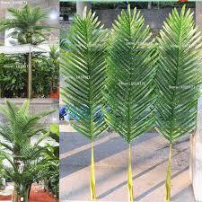 large artificial patio sago coconut palm