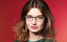 Frisuren Mittellange Haar Brille by Frisur Zur Brille Einfache Styling Tipps