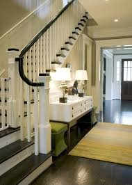 console tables with storage entry traditional with open floor plan
