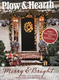 30 free home decor catalogs you can get in the mail the 2016 holiday plow hearth catalog