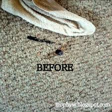 others how to removing paint from carpet at your home