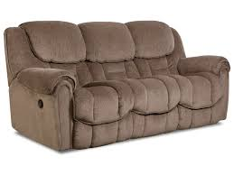 Homestretch Reclining Sofa Homestretch Mar 122 Casual Reclining Sofa With Pillow