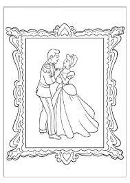 prince princes rangoli coloring page pictures