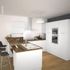 cuisine blanche mur taupe 100 ides de cuisine blanche design