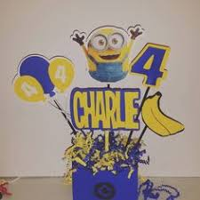 minions centerpieces diy minion centerpiece party ideas minion