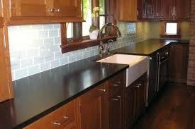 Kitchen Counter Backsplash Ideas Pictures Black Granite Countertops With Backsplash Ideas Home Design