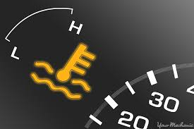 coolant warning light bmw what does the coolant temperature warning light mean yourmechanic