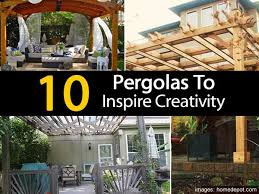 Backyard Arbors Pergola Design U0026 Ideas How To Make Your Backyard A Beautiful