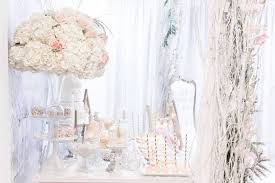 Baby Shower Table - kara u0027s party ideas winter wonderland baby shower kara u0027s party ideas