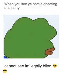 Legally Blind Definition 25 Best Memes About I Cannot See Im Legally Blind I Cannot