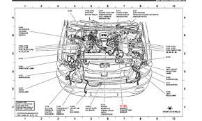 2000 ford focus cooling system diagram solved locate engine coolant temperature sensor on a 2012 fixya