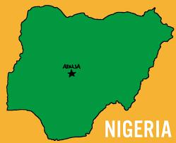 Corruption Map Corruption In Nigeria Western Europe