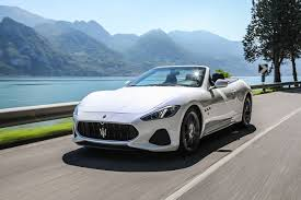 maserati luxury photos maserati 2017 grancabrio mc luxury cabriolet white motion