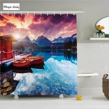 Pink And Orange Shower Curtain Blue And Orange Shower Curtain Online Shopping The World Largest