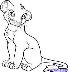 lion king drawings free download clip art free clip art