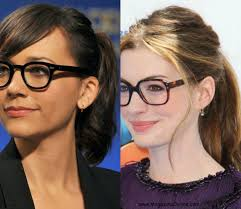 ideas about hairstyles that look good with glasses cute