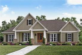 house plans with large front porch 3 bedrm 2151 sq ft country house plan 142 1159