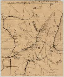 Black Hawk Colorado Map by Indian Campaign Of 1832 Map Of The Country Digital Collections