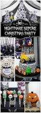 Nightmare Before Christmas Room Decor Love This Amazing Nightmare Before Christmas Birthday Party See