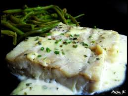 cuisiner poisson surgelé filet de colin d alaska et sa creme citronnée les délices d oum kamila