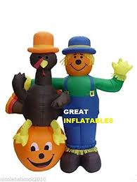 Thanksgiving Outdoor Decorations Lighted Thanksgiving Outdoor Inflatables Thanksgiving Wikii