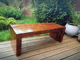 2x4 Outdoor Furniture by Diy 2x4 Garden Bench Woodworking