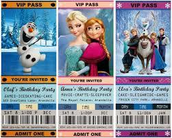 frozen birthday invitation templates for girls wording birthday