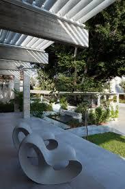 architecture modern chairs in beautiful backyard ideas design