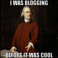 Hipster Meme Generator - hipster sam adams meme generator i was blogging before it was cool