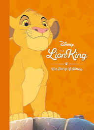 disney lion king story simba parragon books