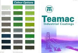 industrial coatings colour charts hsp industrial