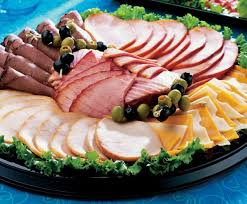 Buffet Items Ideas by Wedding Buffet Food Platters Of Honey Roast Ham Picnic