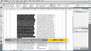 indesign tutorials for beginners cs6 how to create indesign paragraph styles lynda com tutorial youtube