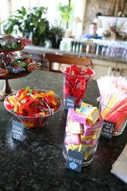 graduation themed candy dessert bar grad parties bar and