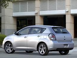 pontiac vibe specs 2008 2009 2010 autoevolution