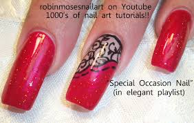white and red nail designs gallery nail art designs