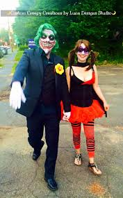 the joker and harley quinn halloween costumes 104 best couples costumes extreme makeup and custom costumes by